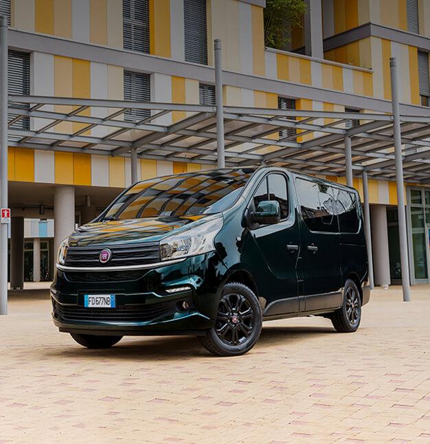 Commercial Vehicles ׀ Vans, Pick-ups & Trucks ׀ Fiat