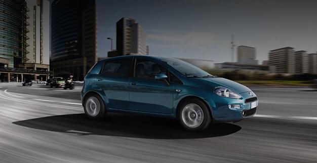 Fiat Punto Van - Utilitarie - City van | Fiat Professional on