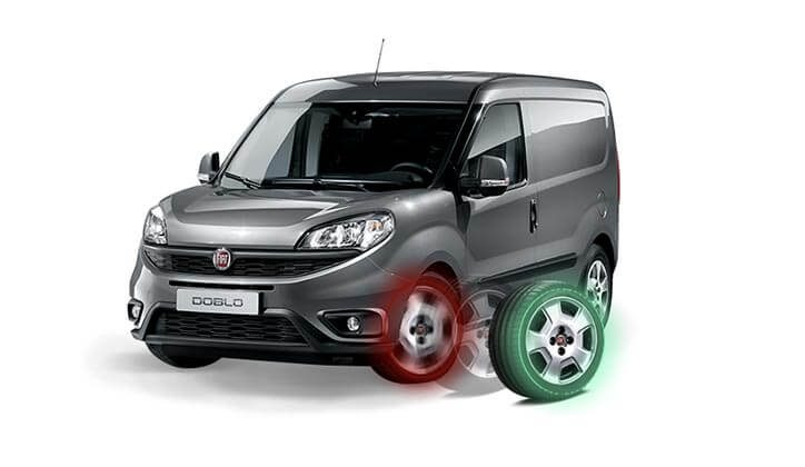 Dobl cargo cargo vans explore fiat professional uk in the presence of esc and low grip on one of the driving wheels torque is transferred to the wheel with the best grip on the road malvernweather Choice Image