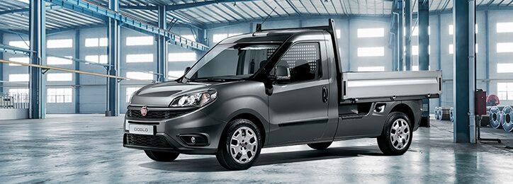 Fiat Doblò Cargo Work Up | Fiat Professional