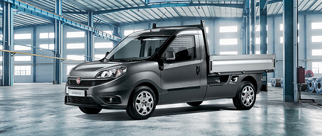 Fiat Doblo Work Up Commercial Vehicle Fiat Professional