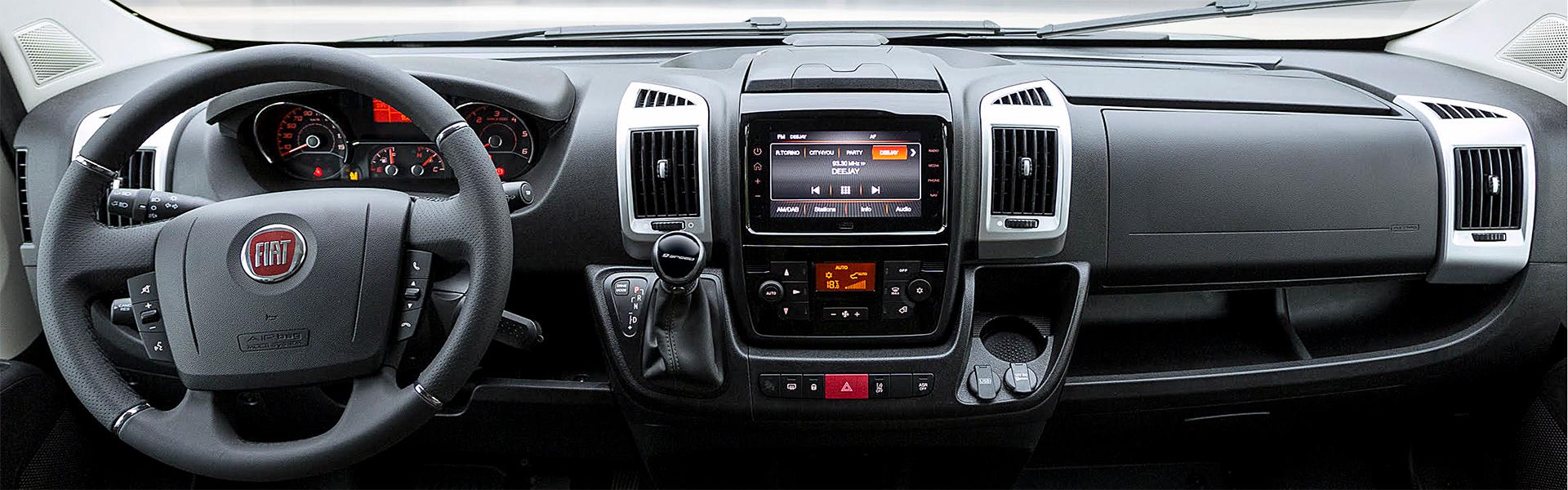 Fiat Ducato Chassis Cab ׀ Convertible Truck ׀ Fiat