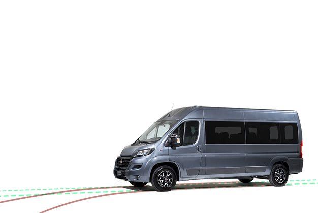 Ducato Minibus ׀ Minivan up to 16 places ׀ Fiat Professional