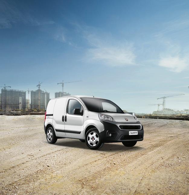 Find Commercial Vehicles, Vans & Trucks: Fiat Professional